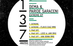 Dema & Paride Saraceni EP on Trapez